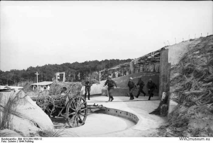 Bundesarchive WW2museum Online Atlwantikwall Bunkers (4)