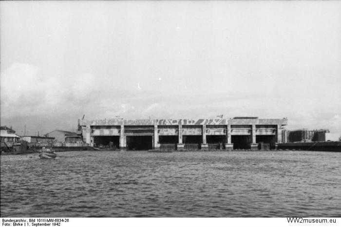 Bundesarchive WW2museum Online Atlwantikwall Bunkers (5)