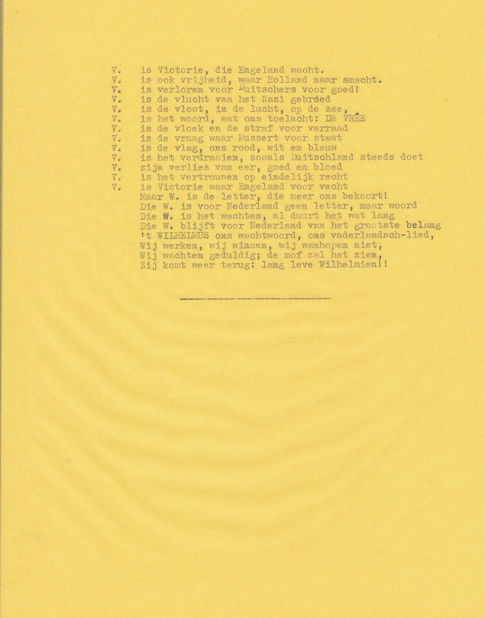 Verzetsdocumenten (25)