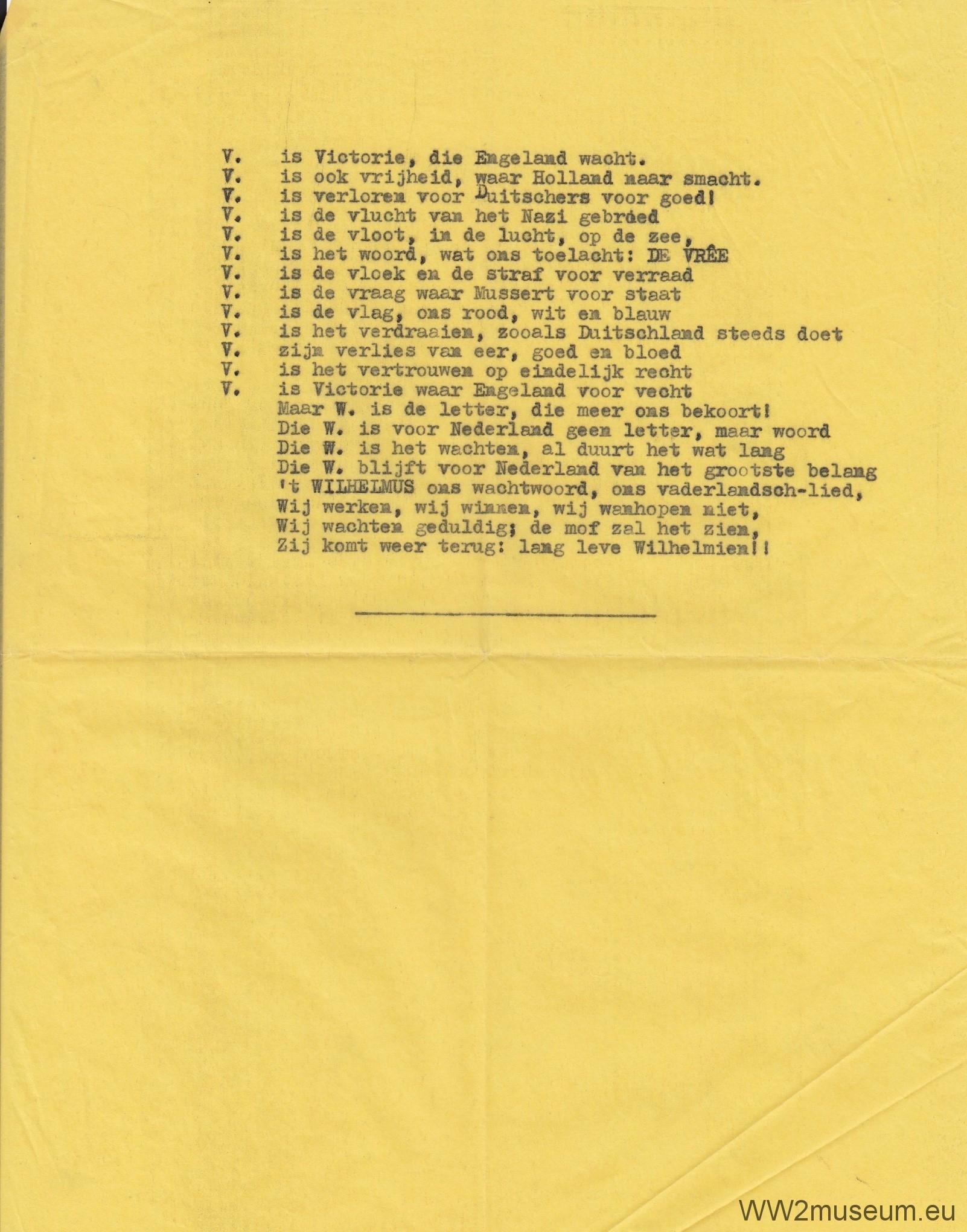 Verzetsdocumenten (45)