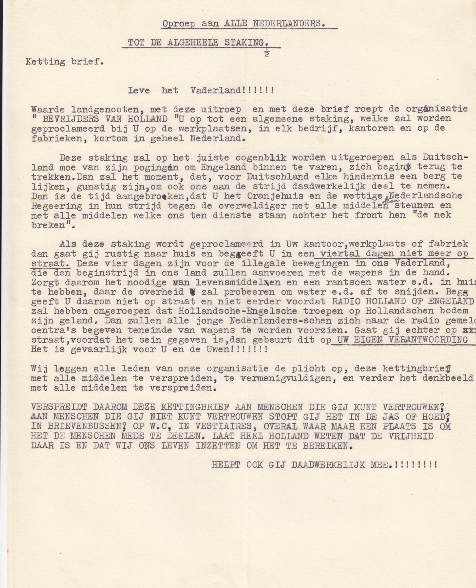 Verzetsdocumenten (69)
