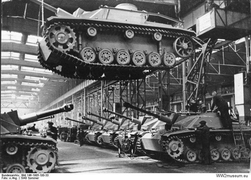Bundesarchive WW2museum Online German Tanks (118)